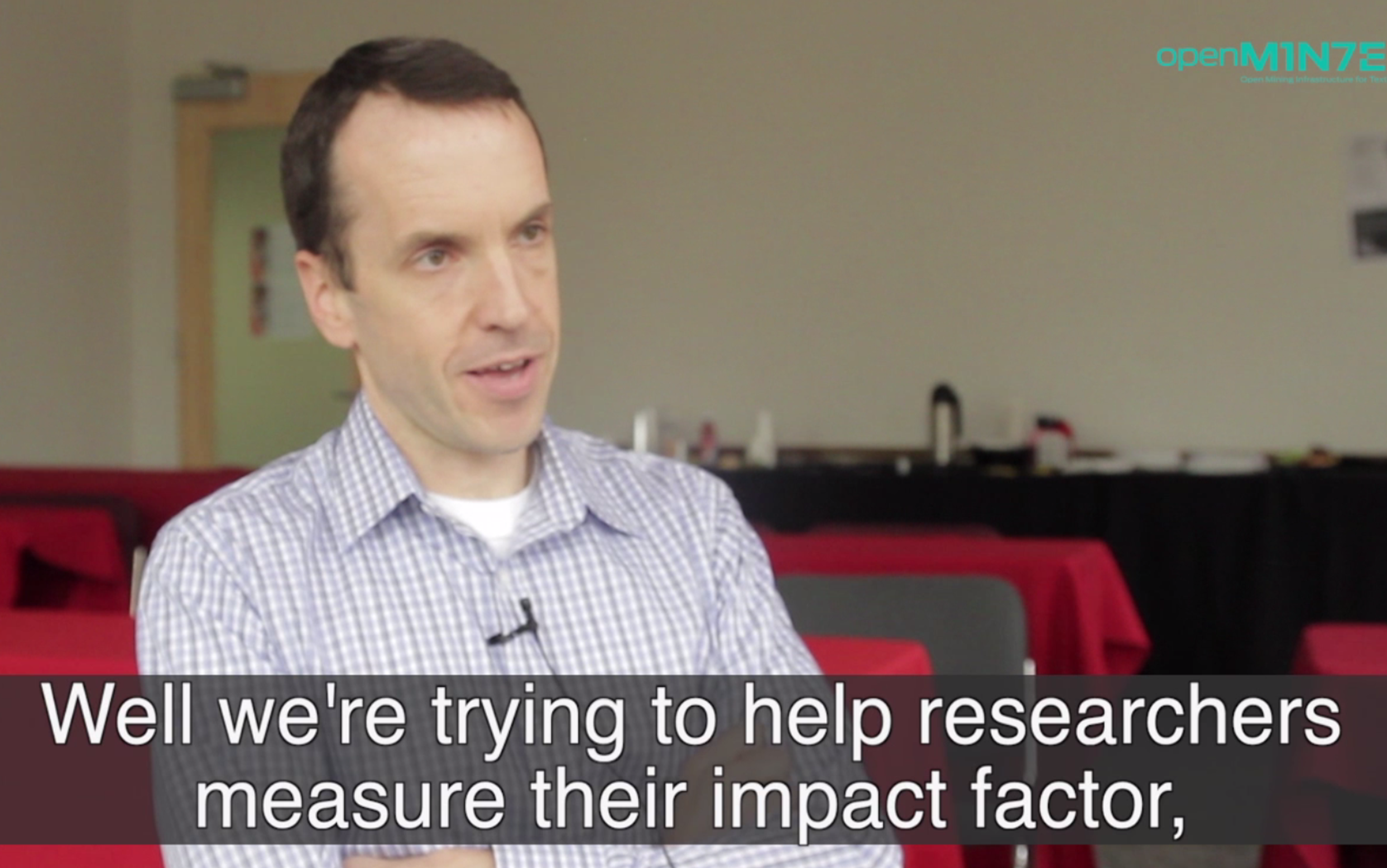 A two-fold approach to measuring impact