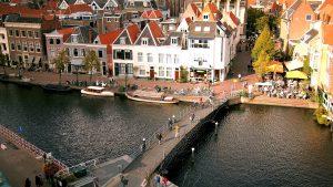 Leiden city