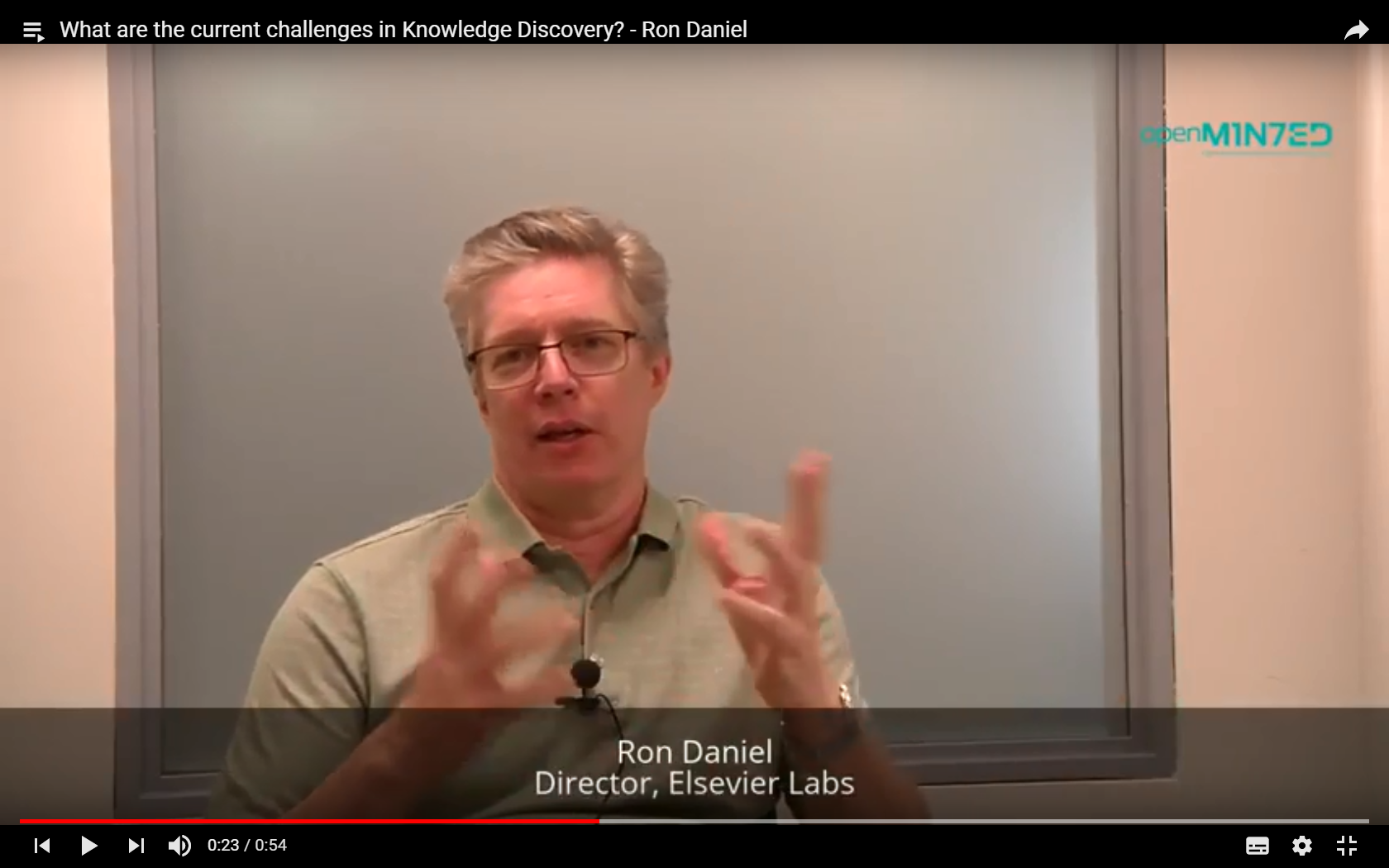 Key concepts and areas in TDM explained – Part 5: Knowledge Discovery